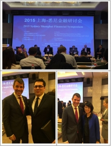 Sydney-Shanghai Finance Symposium